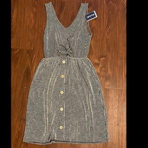 New . Dress size small